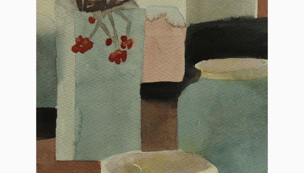 121 Festive Berries by Marnie Watson