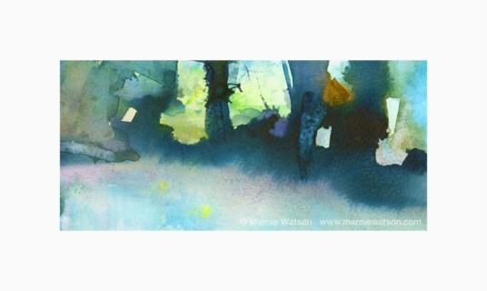 136 Early Mist by Marnie Watson