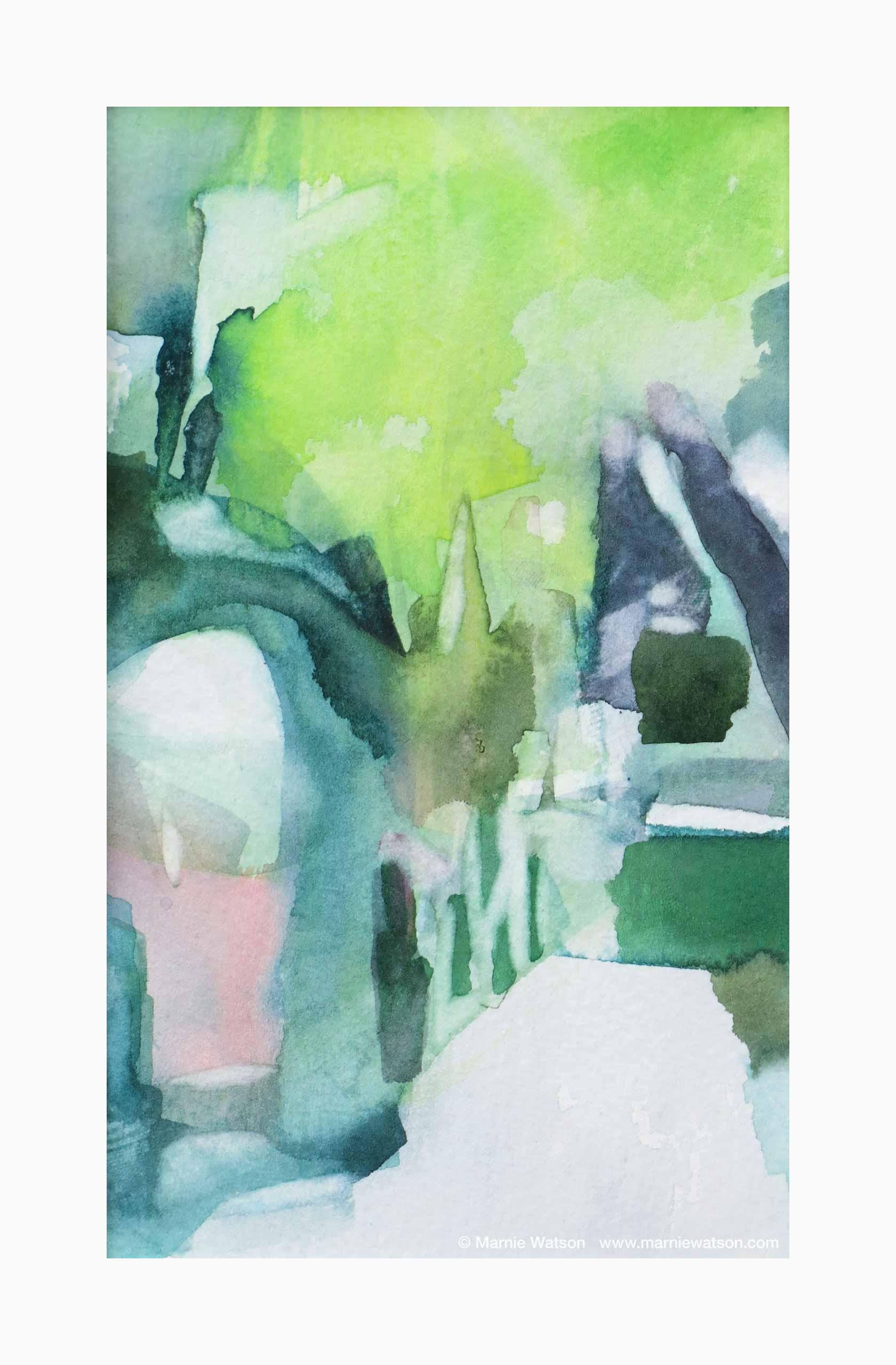 137 Spring Garden By Marnie Watson
