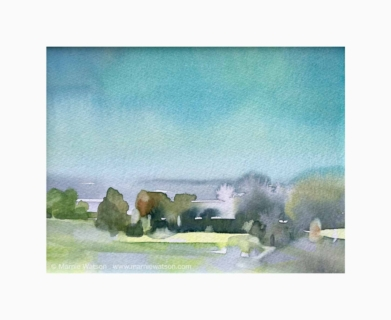 157 A Sense Of Spring by Marnie Watson